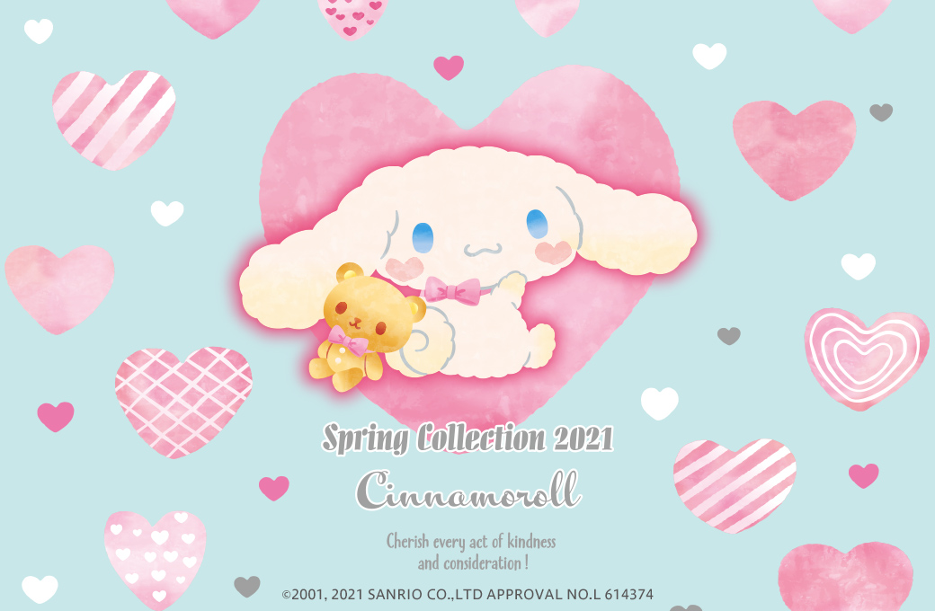 Spring Collection 2021 cinnamoroll